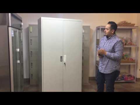 Office Metal Box Lockers Cabinets Storage School Gym LOCKER Vertical Filing