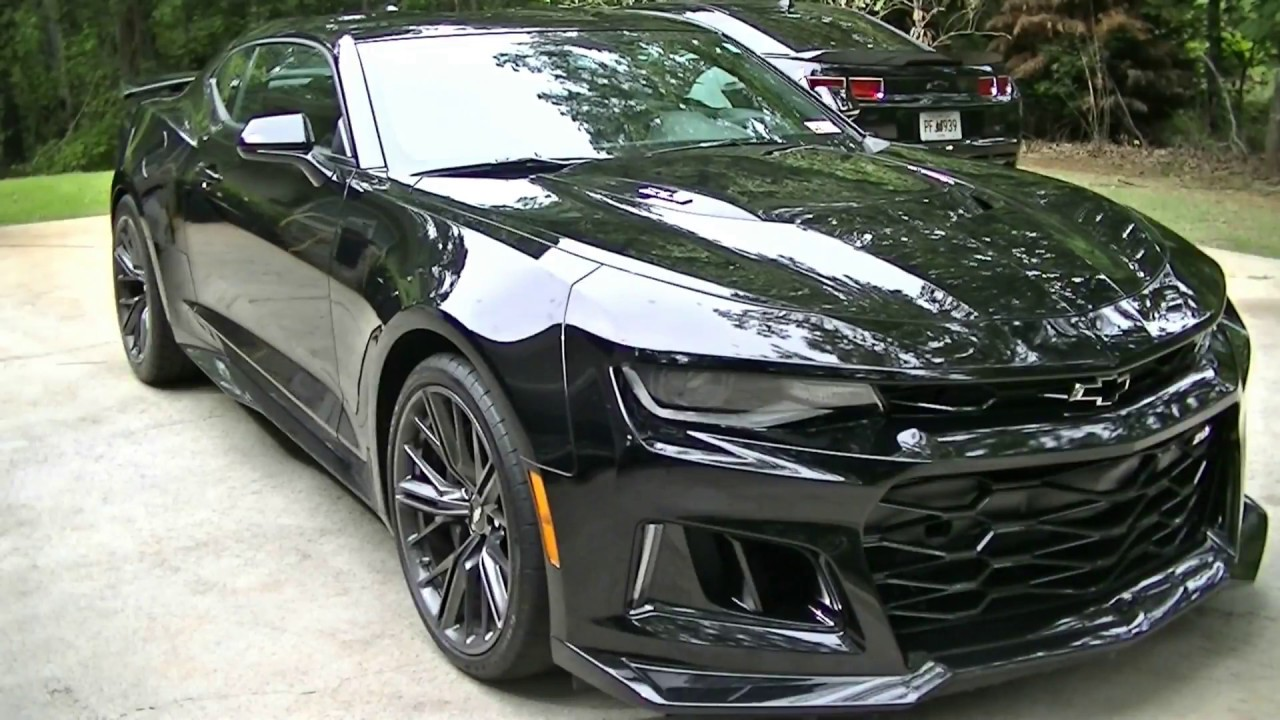 Ceramic Pro Meets 2017 Camaro Zl1 Pt 1 Of 2