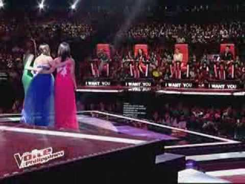 THE VOICE Philippines : Morissette & Klarisse duet 'THE VOICE WITHIN' Live Performance