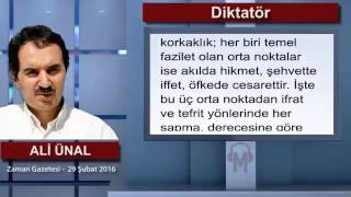 Diktatör - Ali Ünal
