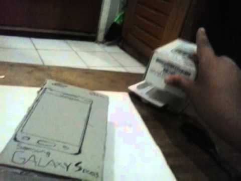 Samsung Galaxy S Duos 3 Unboxing