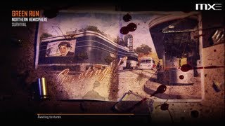Call of Duty: Black Ops 2 - Zombies: Green Run (Bus Station) [Survival] Solo HD