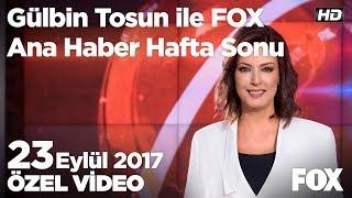 TEOG'dan sonra yeni sistem nasıl olacak? 23 Eylül 2017 Gülbin Tosun ile FOX Ana Haber Hafta Sonu