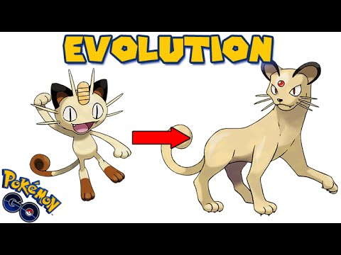 Meowth Pokédex: stats, moves, evolution & locations ...