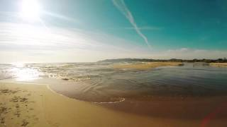 Repeat youtube video Calming Seas - Ocean Sound for yoga and Relaxation - No Music - Soothing sound of ocean