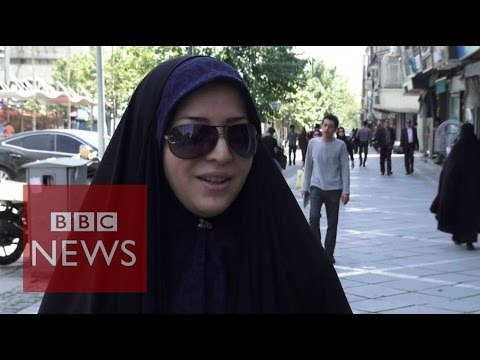 Iran Nuclear Deal: Tehran residents react - BBC News