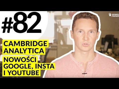 #82 MPT - Cambridge Analytica, nowosci w Google, Insta i YouTube