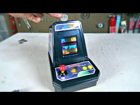 Japanese Arcade Coin Bank