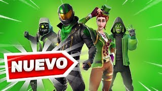 🔴 THE PATRICIO ARRIVED TO FORTNITE! *NEW SKINS*