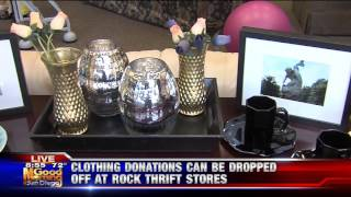 Rock Church - Rock Thrift & Toys for Joy 2015  Part 2