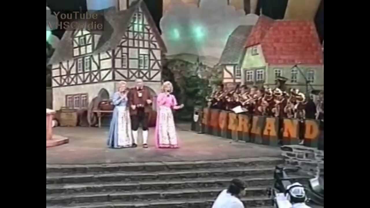 Maria & Margot Hellwig - Holzhackerbuam-Jodler - 1988