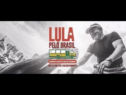 0 - 4/12- A festa que Vitória montou para #LulaPeloBrasil
