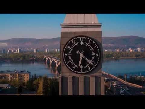 ABOVE MY KRASNOYARSK - Красноярск СВЕРХУ