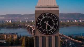 ABOVE MY KRASNOYARSK - Красноярск