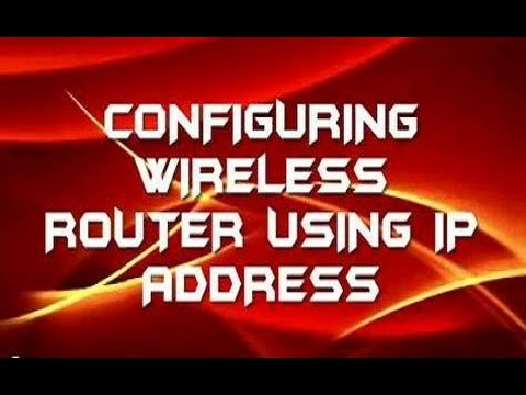 192 168 0 1 ip router: