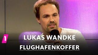 Lukas Wandke: Flughafenkoffer