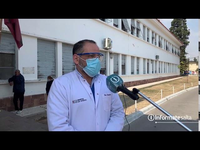 El Hospital San Bernando cumple 60 años