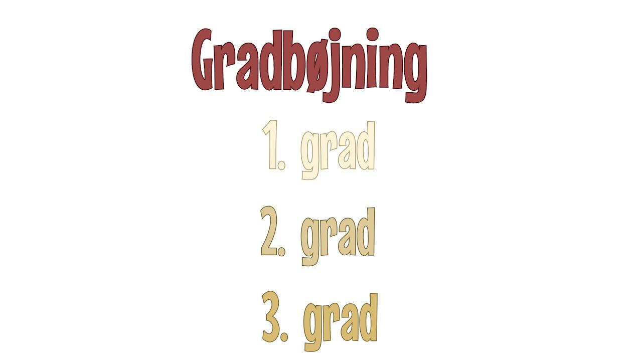 Grammatip.com - DSF - Adjektiver: Uregelmæssige adjektiver