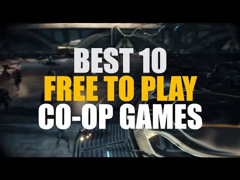 Best 10 Free To Play Co-Op Games | MMO ATK Top 10