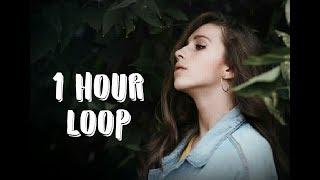 Dusk Till Dawn - 1 HOUR LOOP // Tate McRae