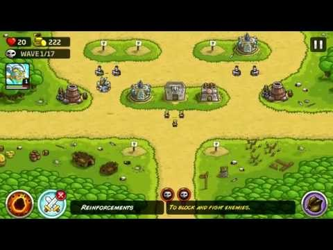 Kingdom Rush Android Gameplay -Part 2