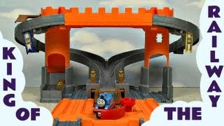 King Of The Railway Adventure Castle Take N Play Kids Thomas The Tank Engine Toy Thomas And Friends