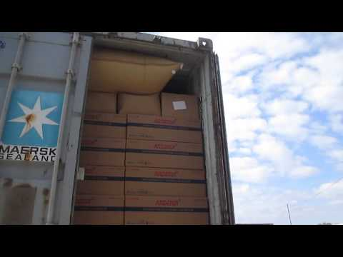 видео: Контейнер открытие