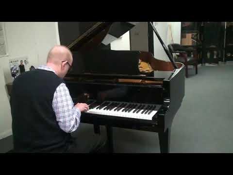 """Weber 6'1"""" Premium Grade Grand Piano-www.pianocenter.com"""