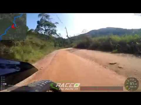Big Motorcycle Trail deep into Brazil's Rainforest (with GPS tracking) | Triumph Tiger 800 XCx