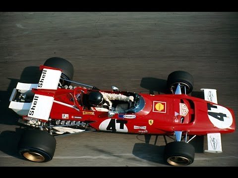 F1 - Retour sur la carrière de Jacky Ickx - F1i TV