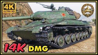 WZ-111 5A - 10 (-1) Kills - 14K Damage - World of Tanks Best Gameplay