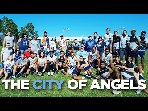 The City of Angels | INSIDE TRAINING