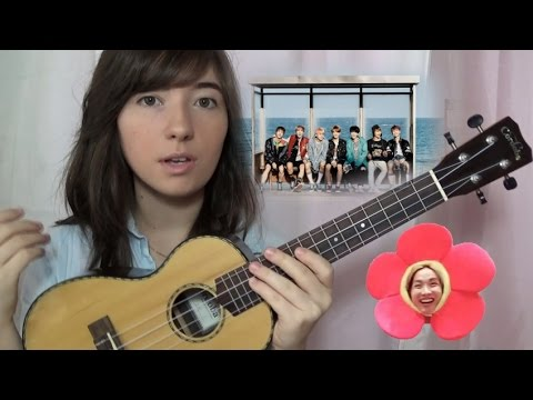 BTS Spring Day Ukulele Tutorial
