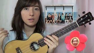 bts spring day ukulele tutorial
