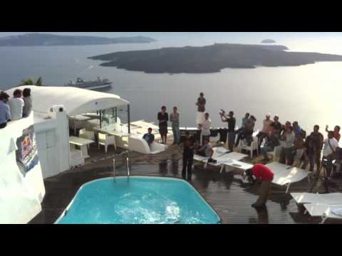 Parkour 2011 in Santorini -END-