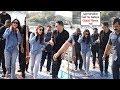 Akshay Kumar Masti Wid Kareena Kapoor on Boat Ride From Alibaug Aftr Finishing Good News Movie Shoot