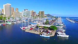 Oahu Hawaii - DJI Phantom 3 Pro