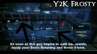 Batman: Arkham Asylum - Predator Challenge Room - SILENT KNIGHT (EXTREME) - 3:21.31