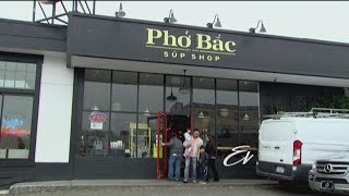 Try a pho and bourbon shot at Pho Bac Sup Shop (the Food) - KING 5 Evening