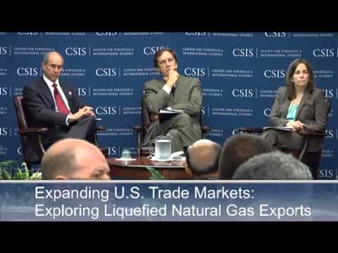 Expanding U.S. Trade Markets: Exploring Liquefied Natural Gas Exports