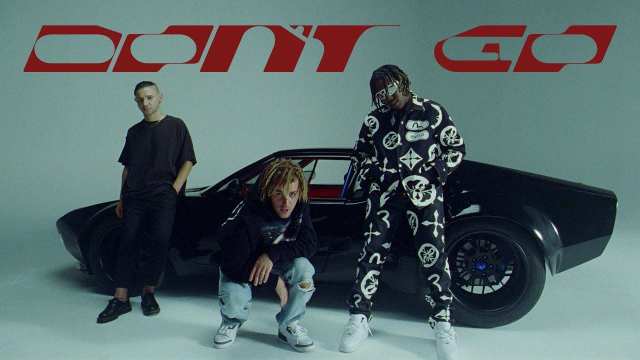 Skrillex Justin Bieber u0026 Don Toliver  Dont Go Official Music Video
