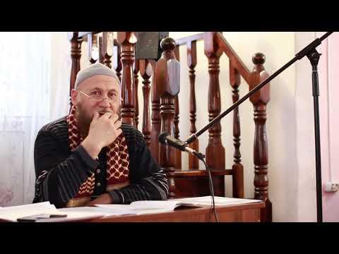 Ришат хазрат о семейных отношениях в исламе. Часть 1