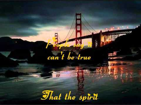 AMERICA -  Christmas in California (with lyrics)