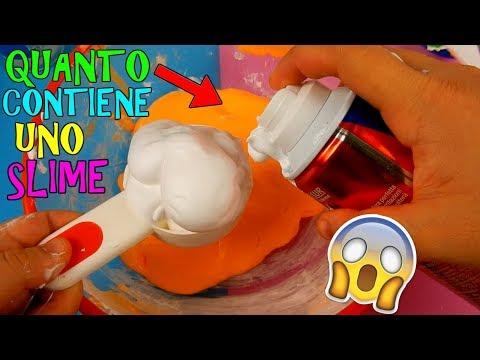 SLIME! QUANTI INGREDIENTI RIESCO A METTERE DENTRO! (SLIME TEST) Iolanda Sweets