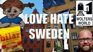 Visit Sweden - 5 Things You Will Love & Hate about Sweden