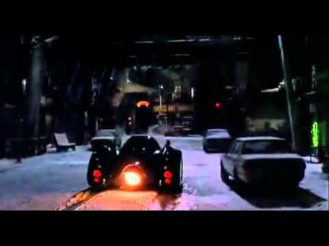 La Batmobile del film Batman Returns - Tim Burton, 1992 ...