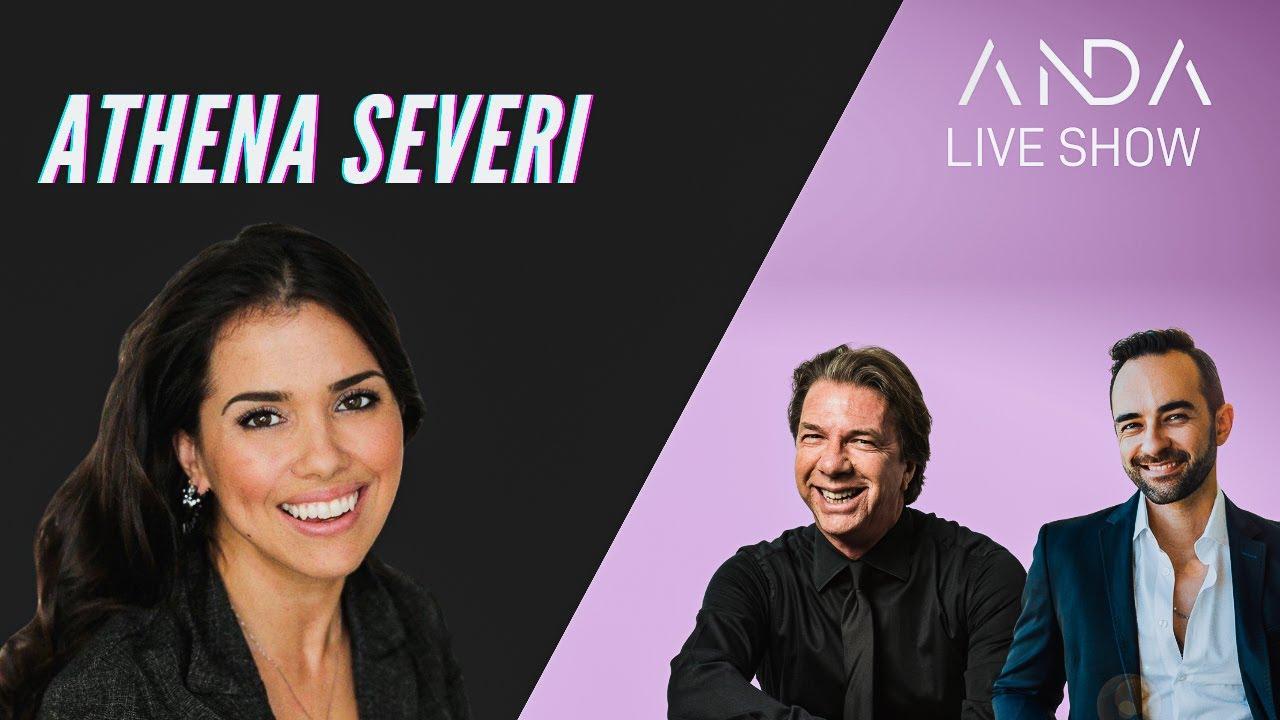 ANDA Live Show con ospite: Athena Severi