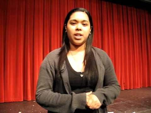 Julie's Monologue