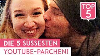 DIE 5 SÜSSESTEN YOUTUBER-PÄRCHEN! | TWIN.TV