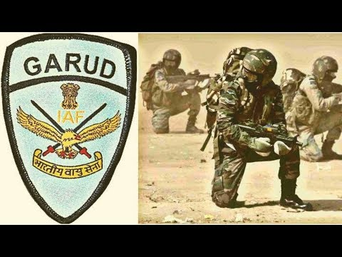 Garud Commando Force # Training - Motivational Video
